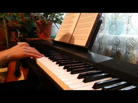 Мишель Легран Шербургские зонтики  (piano)