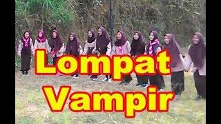Lompat Vampir - Permainan Pramuka Terbaru - Gokil dan Asik  2017