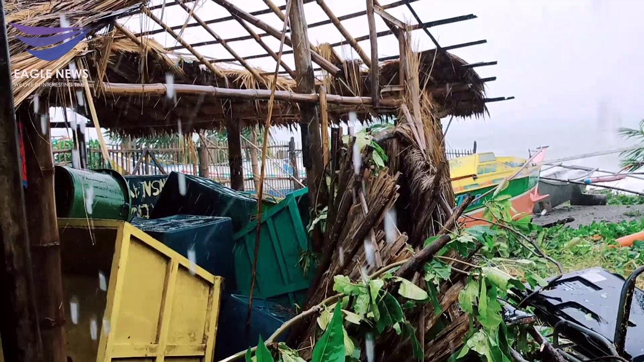 Typhoon Quinta batters Oriental Mindoro