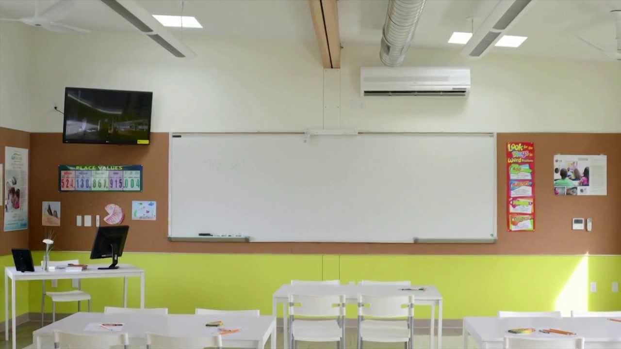 Sage Modular Classroom ~ Sage green portable classrooms youtube