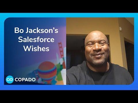 Bo Jackson's Salesforce Wishes