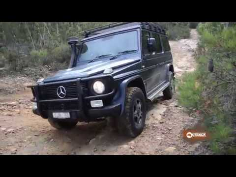 Mercedes-Benz G-Wagon - Allan Whiting - March 2018
