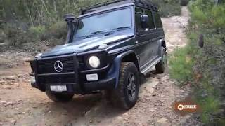 Mercedes-Benz G-Wagon - Allan Whiting - March 2018