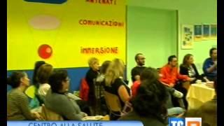 TGR - RAI 3 Servizio sulla chiusura del CMS di Foggia - 31/10/2012