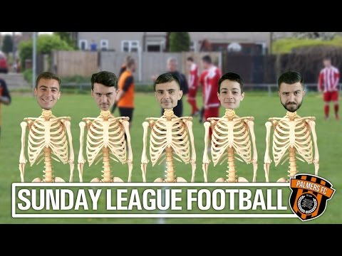 Sunday League Football - BARE BONES