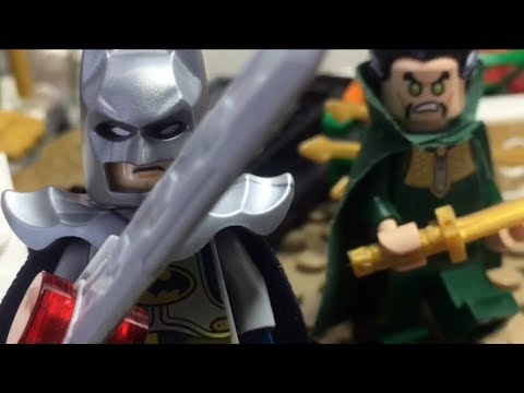 LEGO Batman Movie 2 - Justice League vs Legion of Doom Trailer
