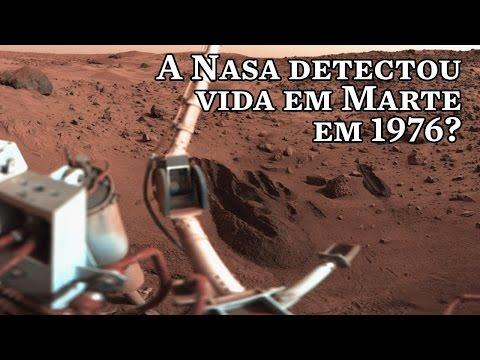 """Resultado de imagem para A busca por vida em Marte é um dos maiores motores das pesquisas astrobiológicas. Mas, para uma dupla de cientistas, nós já devíamos saber a resposta. Eles insistem que, muito provavelmente, as sondas Viking detectaram formas de vida marcianas em 1976. A conclusão é apresentada em um novo artigo, recém-publicado no periódico """"Astrobiology""""."""