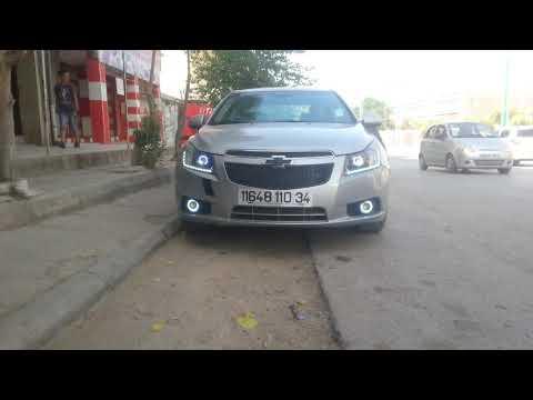 Instaler Tube Led Et Bi Xinon Et Anti Boulier Chevrolet Cruze