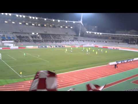 Paris FC - FC Metz 18/03/2016 Chant Messins