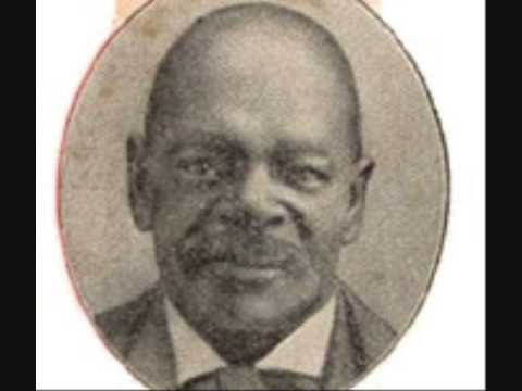 George Johnson - The Whistling Coon - 1891 (The first recording by an African-American)