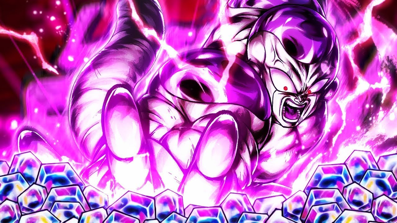 9,500 CC SUMMONS FOR LEGENDS LIMITED FULL POWER FRIEZA!!! Dragon Ball Legends!!!