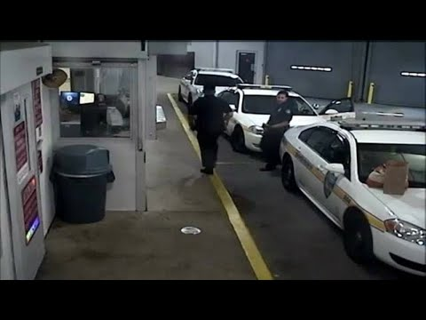 Police release full video of officer beating woman