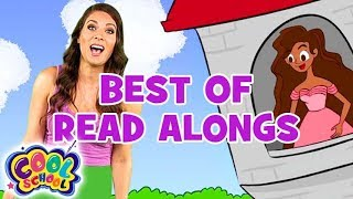 Best of Read Alongs!🌈💖Read Along with Ms. Booksy - Little Mermaid and MORE STORIES🌈💖Cool School