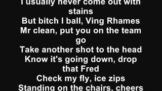 Ray J Feat. Kid Ink - Drinks In The Air (Lyrics)