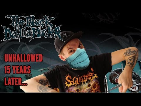 "THE BLACK DAHLIA MURDER's ""Unhallowed"" Turns 15 