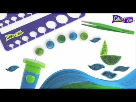 Introduction to Quilling - with the Super Quiller