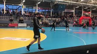 TuSEM Essen gegen TV Emsdetten im Essener Sportpark Am Hallo 2. BuLi