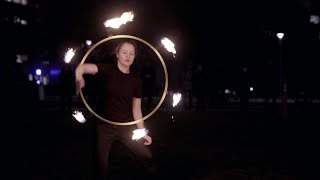 Dancing with Fire: MIT Spinning Arts Club