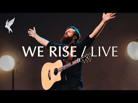 """WE RISE"" | Live From Carolina Worship Nights | Jonathan Helser & Cageless Birds | We Rise We Bow"
