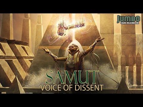 Samut Voice of Dissent Commander Deck Tech