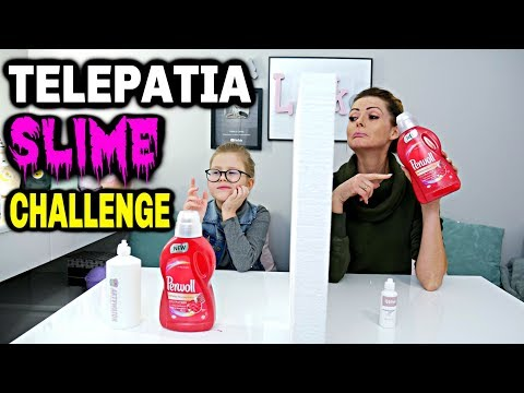 TELEPATIA SLIME CHALLENGE  Telepathy Slime