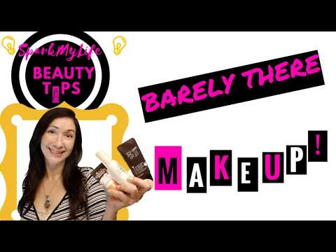 4 TIPS FOR NATURAL LOOKING MAKEUP | BARELY THERE MAKEUP APPLICATION - YOUTUBE