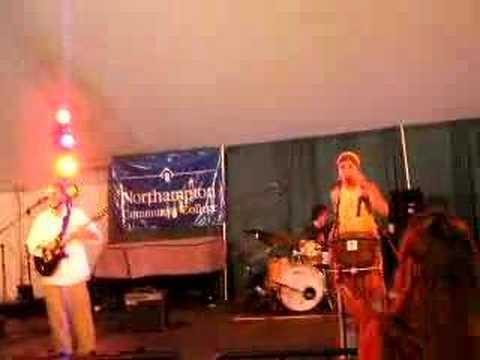 Post Junction at Musikfest, Bethlehem, PA 8-6-07