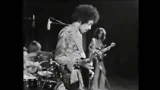 Jimi Hendrix - Voodoo Child (Slight Return) Stockholm 1969