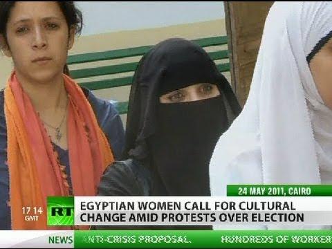 Tahrir Burden: Egyptian women call for cultural revolution