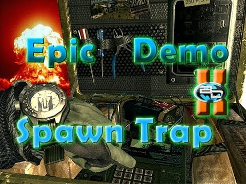 how to spawn trap on call of duty bo3