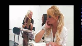 Shyla Stylez in school ~ Сlassmates laugh at her ~ 2015 HD