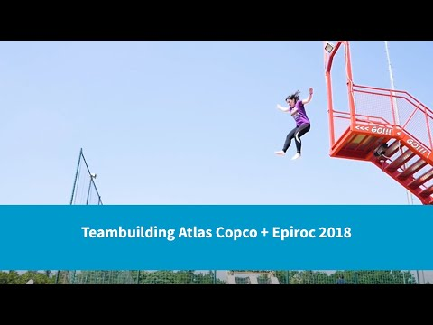 Teambuilding Atlas Copco + Epiroc, May 2018