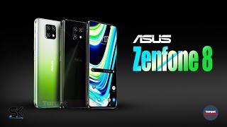 ASUS Zenfone 8 5G (2021) Introduction!!!