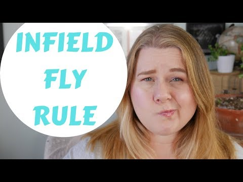 The Infield Fly Rule - Baseball Basics