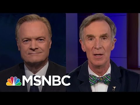 Bill Nye On President Donald Trump's Climate Orders: 'Clean Coal Is A Myth'   The Last Word   MSNBC