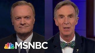 Bill Nye On President Donald Trump