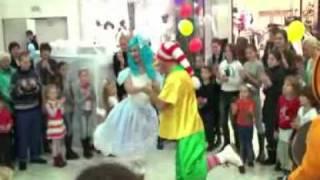 видео Детская дискотека для дня рождения — Мульти-Пульти