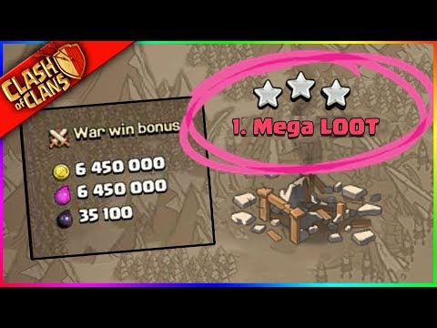DID YOU SEE THIS? ▶️ Clash of Clans ◀️ ONE WAR = MILLIONS.