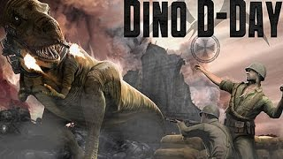 RG - NAZI DINOSAURS! - Let's Play Dino D-Day with Sin3Wave