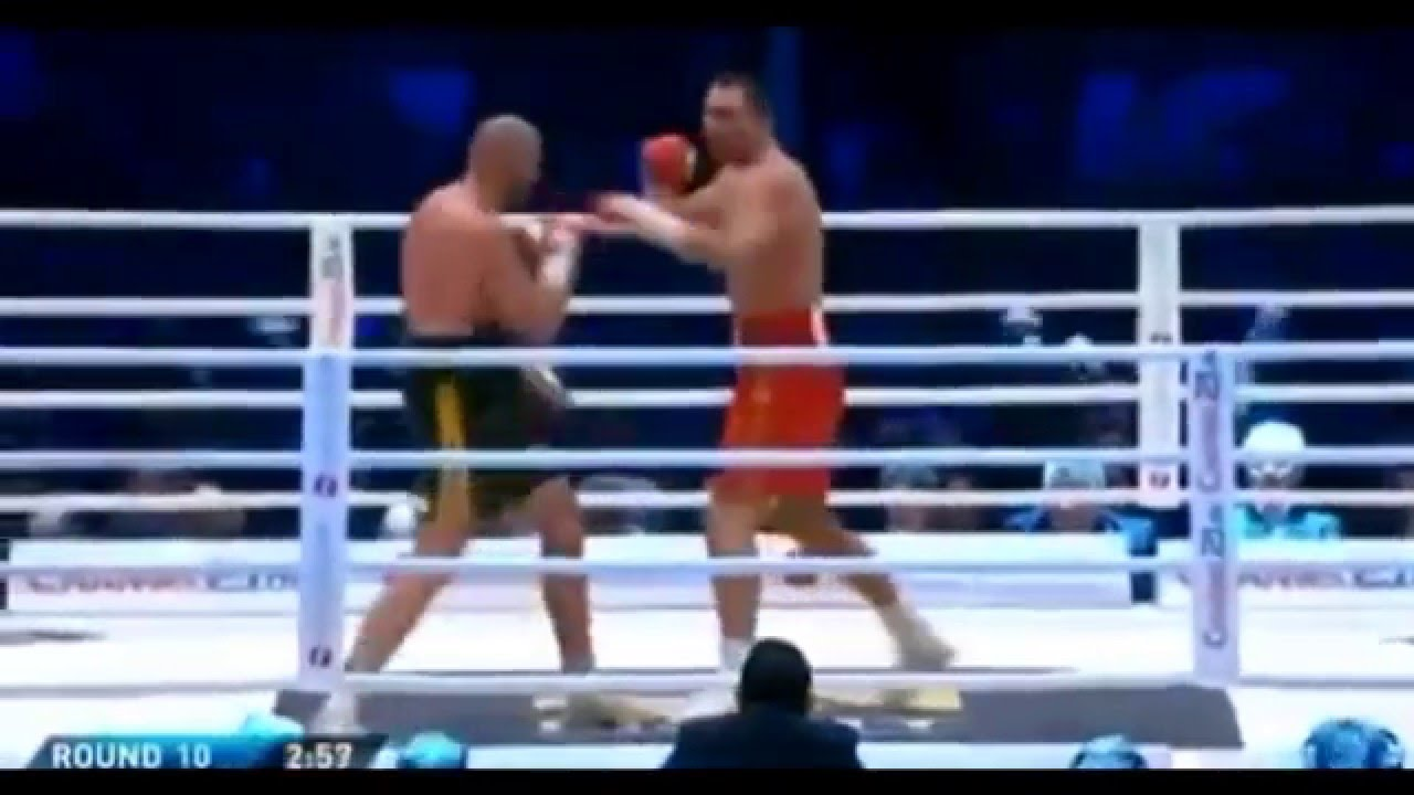 klitschko vs fury highlights