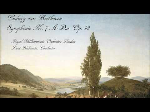 Ludwig van Beethoven: Symphonie Nr. 7 A-Dur Op. 92