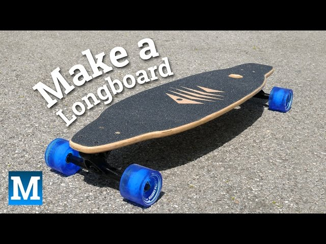 How to Build a Longboard (with Pictures) - wikiHow Homemade Skateboard Designs on stupid skateboard designs, old skateboard designs, weird skateboard designs, beach skateboard designs, homemade finger pulls, cool skateboard designs, top skateboard designs, tumblr skateboard designs, best skateboard designs, diy skateboard designs, emo skateboard designs, girl skateboard designs, cartoon skateboard designs, homemade longboard, camoflauge skateboard designs, sexy skateboard designs, amazing skateboard designs, black skateboard designs, handmade skateboard designs, easy skateboard designs,