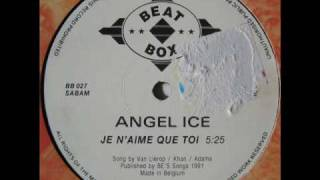 Angel Ice - Je N