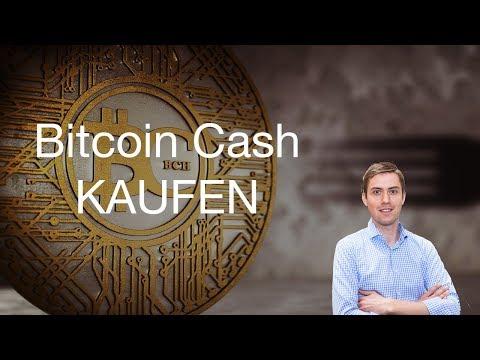 Anleitung Bitcoin Cash Gegen Euro Kaufen (per PayPal, Überweisung Oder Kreditkarte) ✅