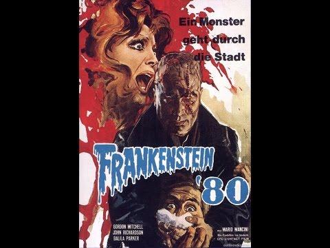 Trailer do filme Frankenstein 80