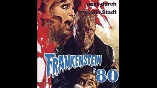 Frankenstein '80 (1972), deutscher Trailer
