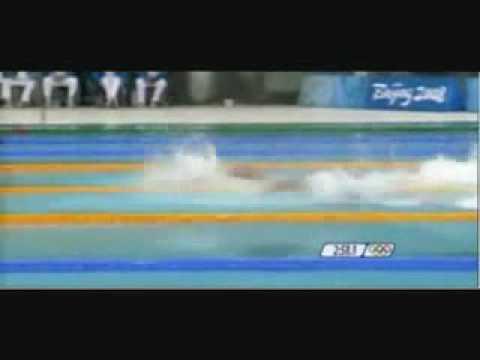 men's 4x100 freestyle relay 2008 olympics (Full Race)