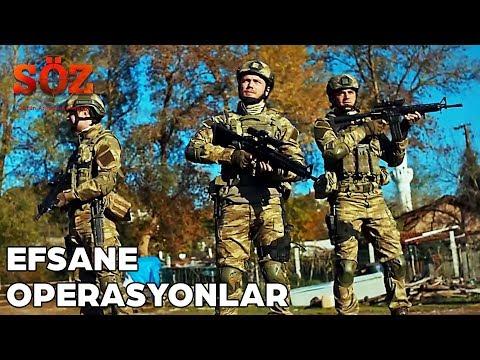 En Efsane Operasyon Sahneleri | SÖZ