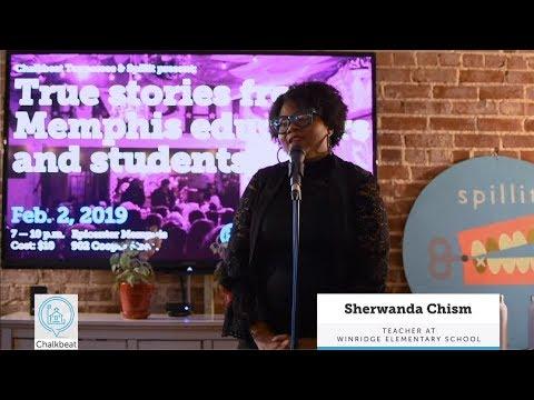 Spillit Story 8: Sherwanda Chism, Winridge Elementary School teacher