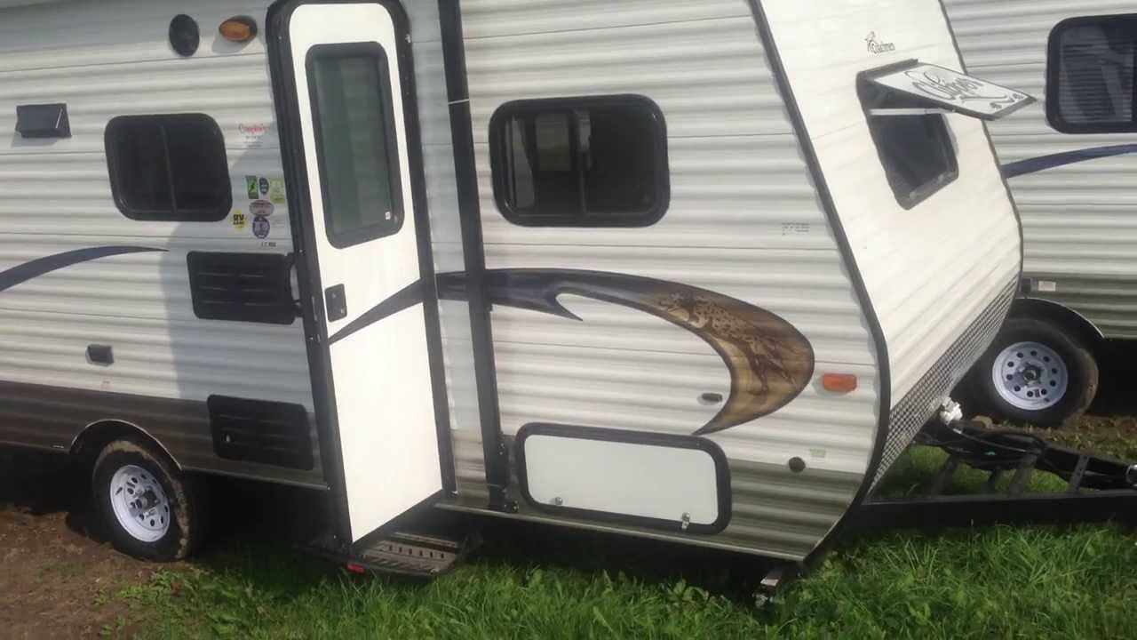 2014 Coachmen Clipper 17bh By Campkin S Rv In Whitby Ontario Youtube